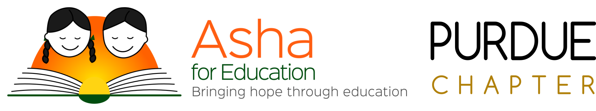 The Purdue chapter of Asha for Education
